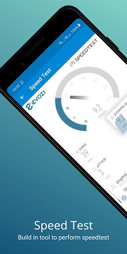 Network Speed - Internet Speed Meter - Indicator android2mod screenshots 8