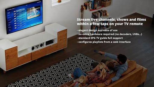 Foto do Nanomid IPTV Player