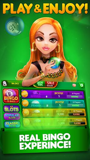 Bingo City 75: Free Bingo & Vegas Slots 12.92 updownapk 1