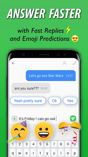 Smart Messages for SMS, MMS and RCS 1.2.99 screenshots 2
