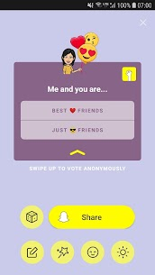 Free LMK  Anonymous Polls for Snapchat Apk Download 2021 3