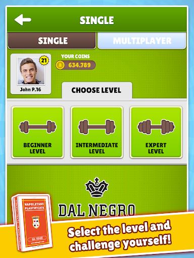 Briscola Dal Negro 2.5.8 screenshots 10