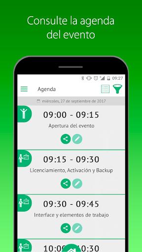 Sinfo Events 1.0.6 screenshots 2