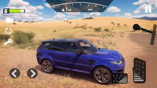 Crazy Car Driving & City Stunts: Rover Sport 1.12 Screenshots 4