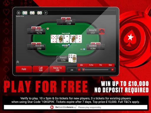 PokerStars Real Money Online Texas Holdem Poker  screenshots 11