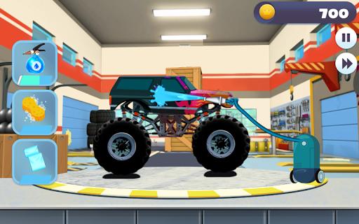 Truck Racing for kids  screenshots 14