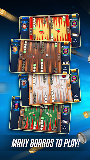Backgammon Legends - online with chat 1.70.5 screenshots 2