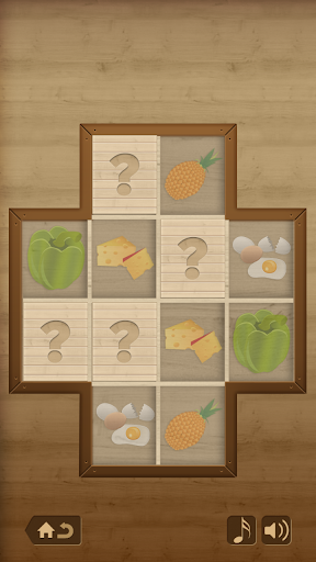 Kids Game u2013 Memory Match Food 3.0.1 Screenshots 2