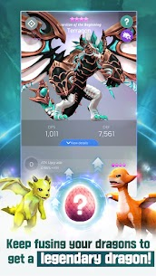 DragonSky MOD APK: Idle & Merge (MOD Menu/Always Win) Download 4