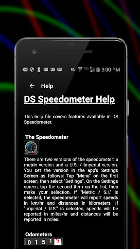 DS Speedometer & Odometer 7.02 Screenshots 14