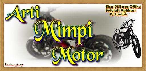 Mimpi naik motor ninja togel