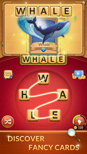 Word Card: Fun Collect Game apkslow screenshots 2