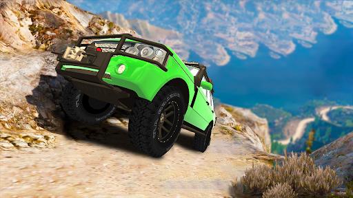Offroad Car Driving 4x4 Jeep Car Racing Games 2021 1.3 screenshots 3