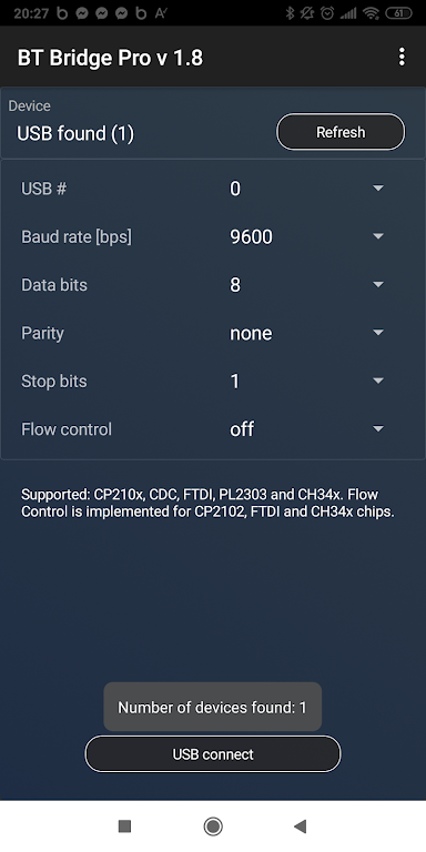 BT/USB/TCP Bridge Pro  poster 5