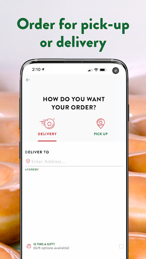 Krispy Kreme  screenshots 1