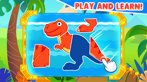 Dinosaur games for kids and toddlers 2 4 years old 1.5.2 screenshots 2