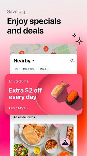 Allset: Food Pickup & Takeout at Local Restaurants 2.5.0 screenshots 3