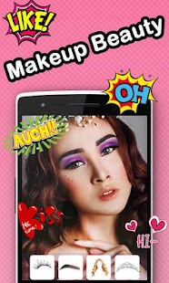 Makeup Beauty Camera 1.3 Screenshots 9