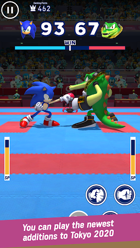 Sonic at the Olympic Games u2013 Tokyo 2020u2122 1.0.4 Screenshots 5