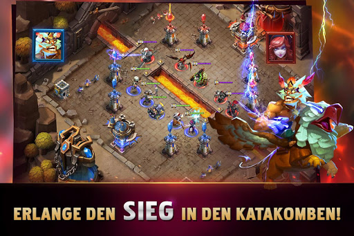 Clash of Lords 2: Ehrenkampf 1.0.224 screenshots 6