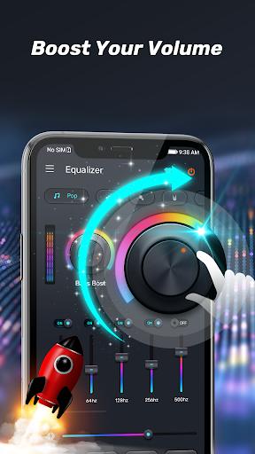 Download APK: Volume Booster – Equalizer & Bass & Loudspeaker v1.4.2 [Premium]
