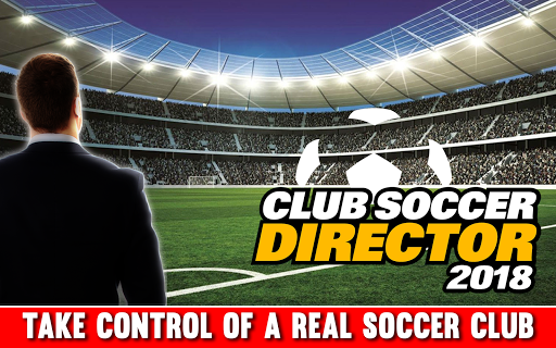 Club Soccer Director - Soccer Club Manager Sim 2.0.8e screenshots 1