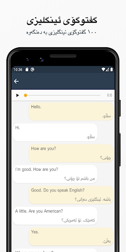 Rebin Dictionary Plus - Kurdish 4.1 Screenshots 4