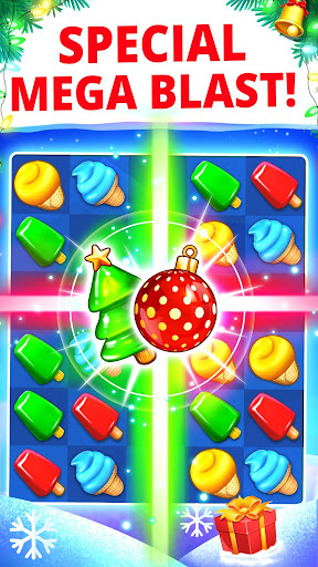 Ice Cream Paradise - Match 3 Puzzle Adventure 2.7.2 screenshots 2