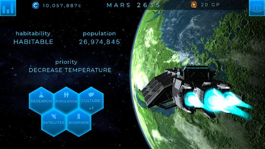 TerraGenesis – Space Settlers APK Download 6