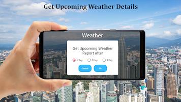 Weather App: Weather Radar, Storm Radar, Forecast