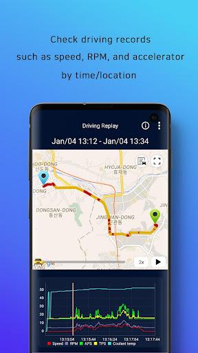INFOCAR - OBD2 ELM327 Car Scanner Diagnostics 2.22.82 screenshots 8