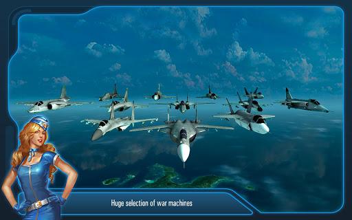 Battle of Warplanes: Aircraft combat, online game  screenshots 10