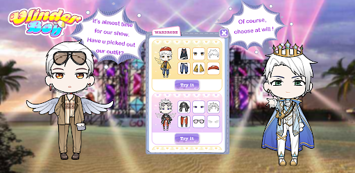 Vlinder Boy: Dress Up Games Character Avatar 1.2.0 screenshots 10