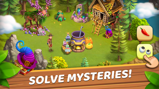 Funky Bay - Farm & Adventure game 38.6.660 screenshots 18