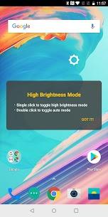 High Brightness Mode 3.02 APK Mod Latest Version 3
