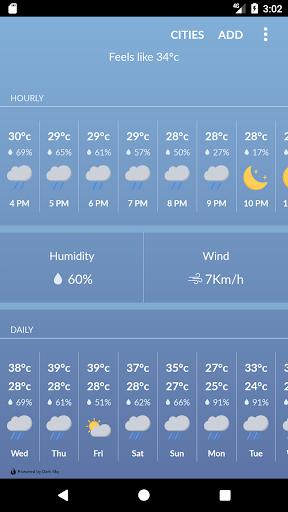 Bangladesh Weather 1.3.2 Screenshots 2