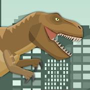 Hybrid T-Rex: City Rampage