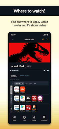 JustWatch - The Streaming Guide for Movies & Shows apktram screenshots 3