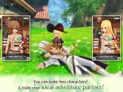 Alchemia Story - MMORPG screenshots 9