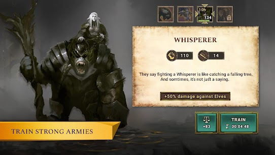 Arkheim – Realms at War: The MMO Strategy War Game 10