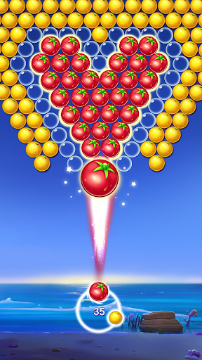 Bubble Shooter - Bubble Fruit  screenshots 1