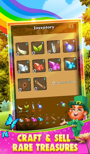 Match 3 - Rainbow Riches 1.0.17 screenshots 11