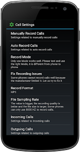 Call Recorder (No Ads) Screenshot