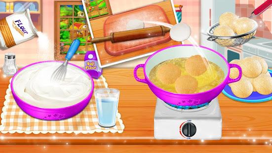 Panipuri Maker - Indian Street Food 1.1 screenshots 2