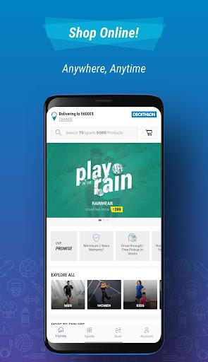 Decathlon Online Shopping App  screenshots 2