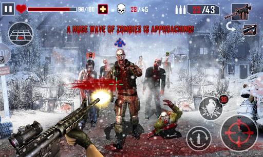 Télécharger Tueur de Zombie APK MOD (Astuce) screenshots 1