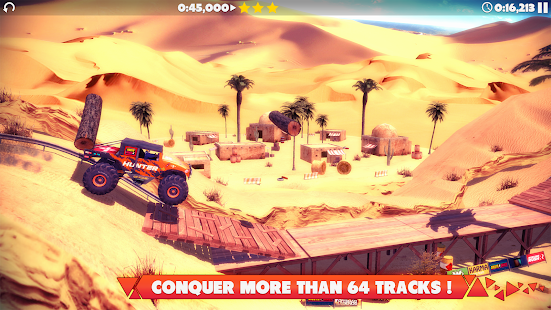 Offroad Legends 2 Screenshot
