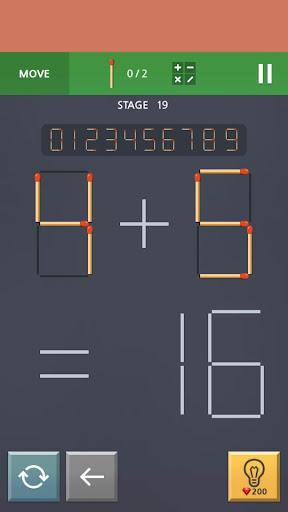 Matchstick Puzzle King  screenshots 22