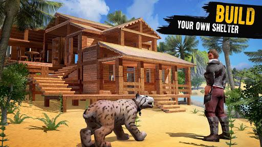 Jurassic Survival Island: Dinosaurs & Craft  Screenshots 3