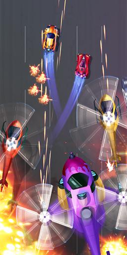Fast Fighter: Racing to Revenge  screenshots 4